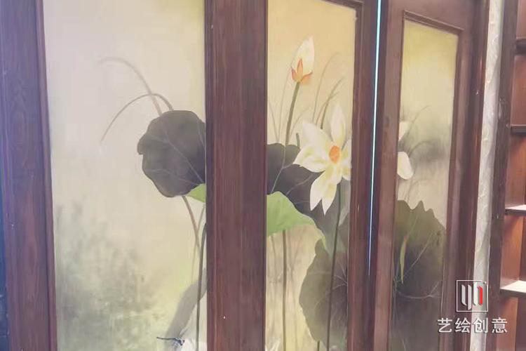 室內手繪墻